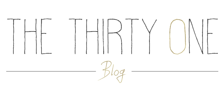 The Thirty One Blog